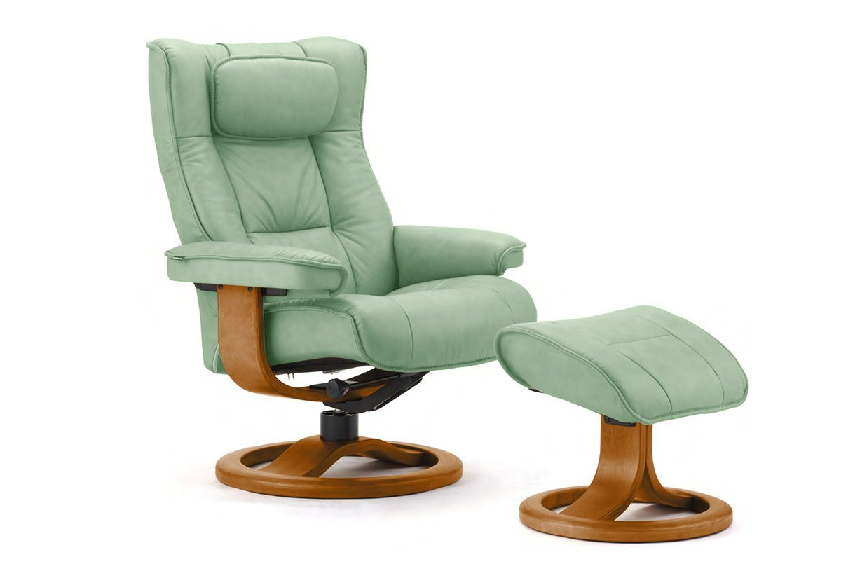Astonishing Regent Recliner Ottoman Fjords Ocoug Best Dining Table And Chair Ideas Images Ocougorg