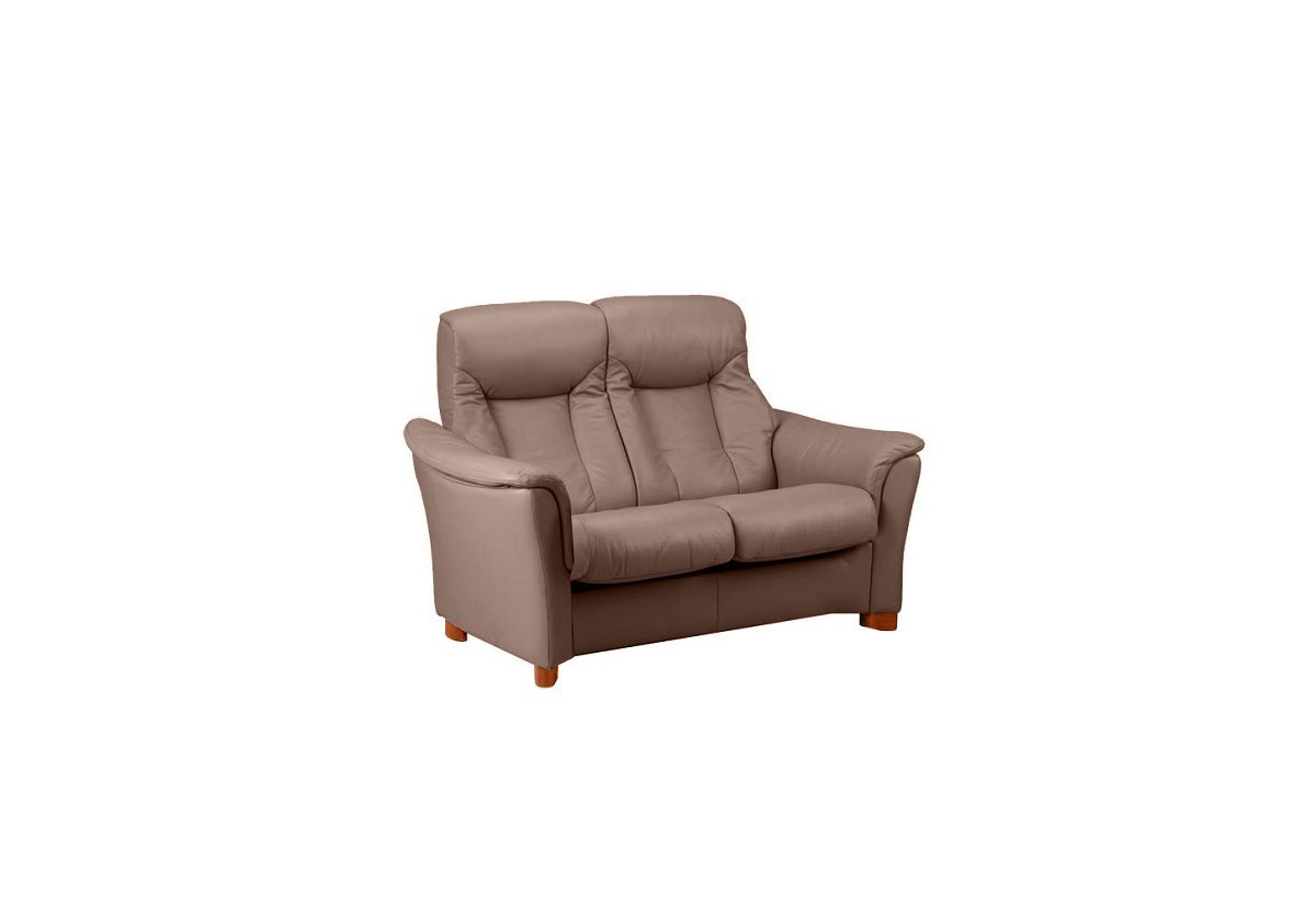 Scandic Highback 2-Seat Sofa (Fjords) - Recliners.la