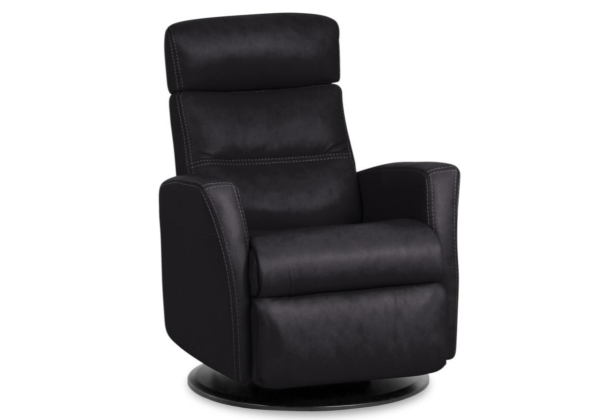 Strange Divani Relaxer Large Power Recliner Chair Img Sauvage Charcoal Leather Ibusinesslaw Wood Chair Design Ideas Ibusinesslaworg