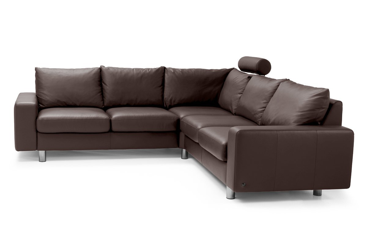... E200 Sectional Recliner (Stressless by Ekornes) ...  sc 1 st  Recliners.la : sectional recliners - Sectionals, Sofas & Couches