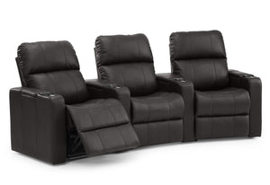Elite Reclining Theater Seating Sofa (Palliser)