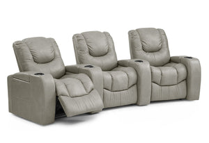 Equalizer Reclining Theater Seating Sofa (Palliser)