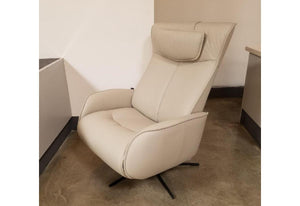 Axel Recliner Chair (Fjords) Shadow Grey