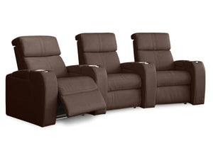 Flicks Reclining Theater Seating Sofa (Palliser)