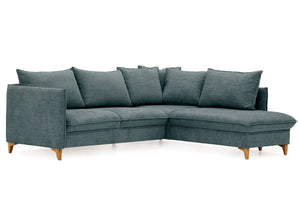 Flipper Sectional Sleeper - Full (Luonto)