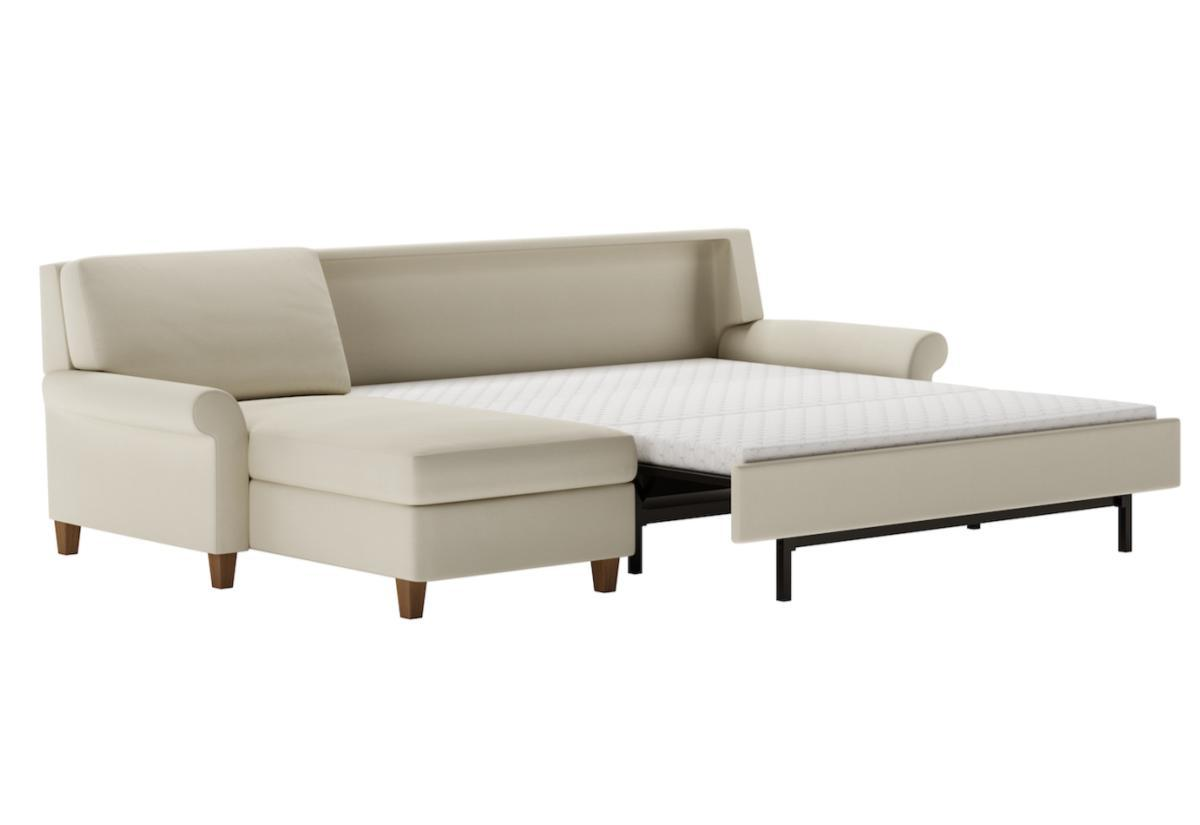Gibbs Premier Sectional Sleeper Sofa American Leather