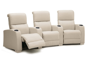 Hifi Reclining Theater Seating Sofa (Palliser)