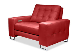 Hudson Recliner Style in Motion (American Leather)