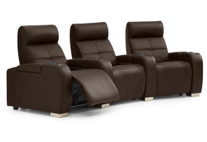Indianapolis Reclining Theater Seating Sofa (Palliser)