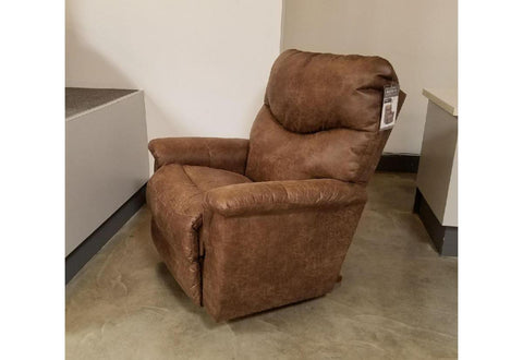 James Power-Recline-XR Rocker Recliner (La-Z-Boy) Palance / Silt