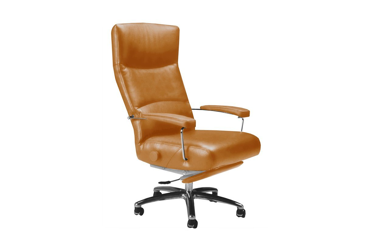 ... Josh Executive Office Chair Recliner (Lafer)
