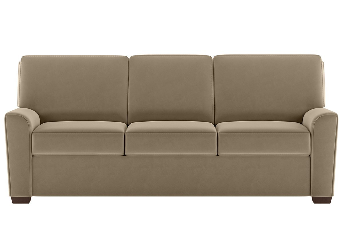 American Leather Klein Gel Comfort Sleeper Sofa Bed ...