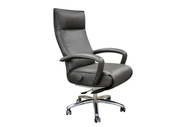 Gaga Executive Office Chair Recliner Lafer Recliners La