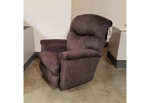 Lancer Power-Recline-XR-Rocker Recliner (La-Z-Boy) i-Sun / Charcoal