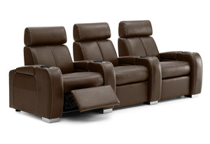 Lemans Reclining Theater Seating Sofa (Palliser)