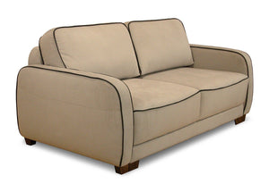 Leon Loveseat Sleeper - Queen Size (Luonto)