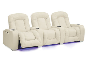 Mendoza Reclining Theater Seating Sofa (Palliser)