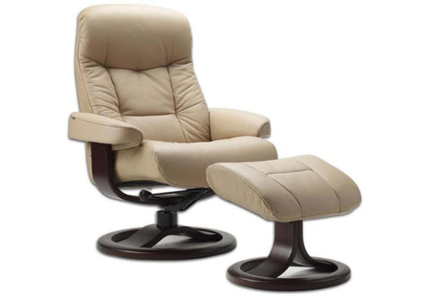 Muldal R Recliner & Ottoman (Fjords)