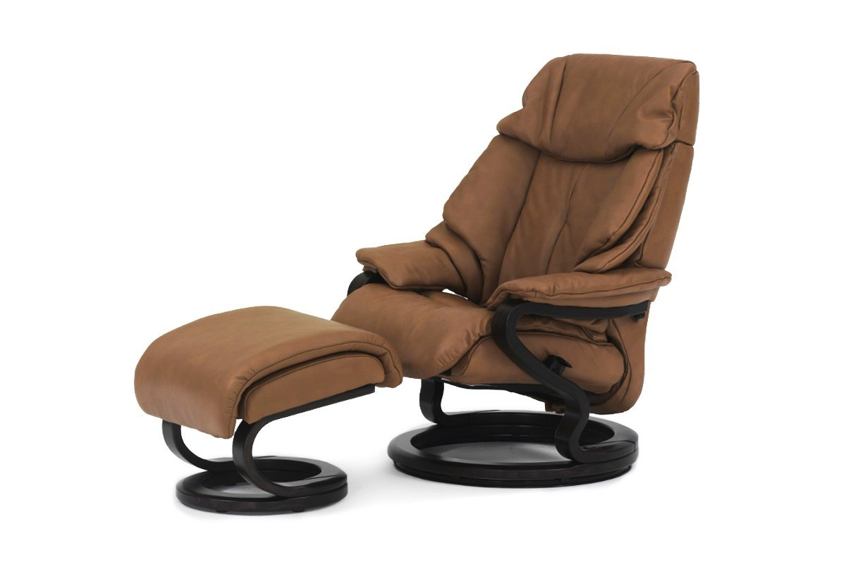 Astounding Palena Recliner And Ottoman Himolla Caraccident5 Cool Chair Designs And Ideas Caraccident5Info