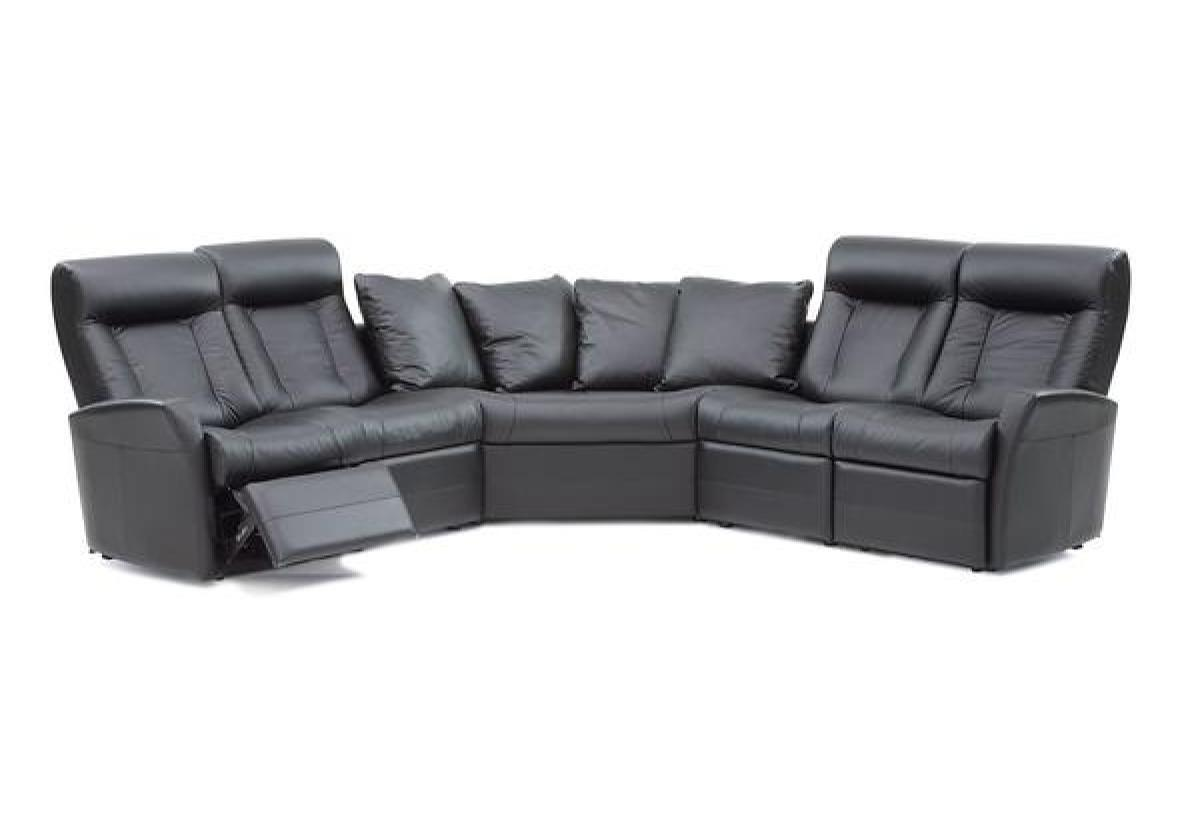 Banff Reclining Sectional Sofa My Comfort Palliser