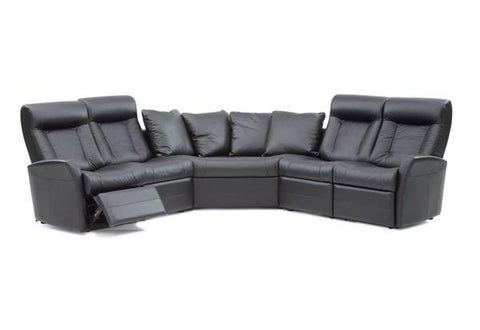 Banff Reclining Sectional Sofa (Palliser)