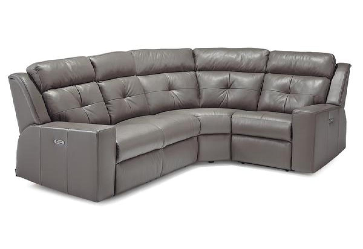 Grove Reclining Sectional Sofa (Palliser)