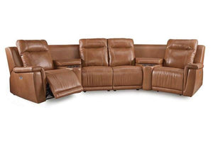 Riley Reclining Theater Sofa (Palliser)