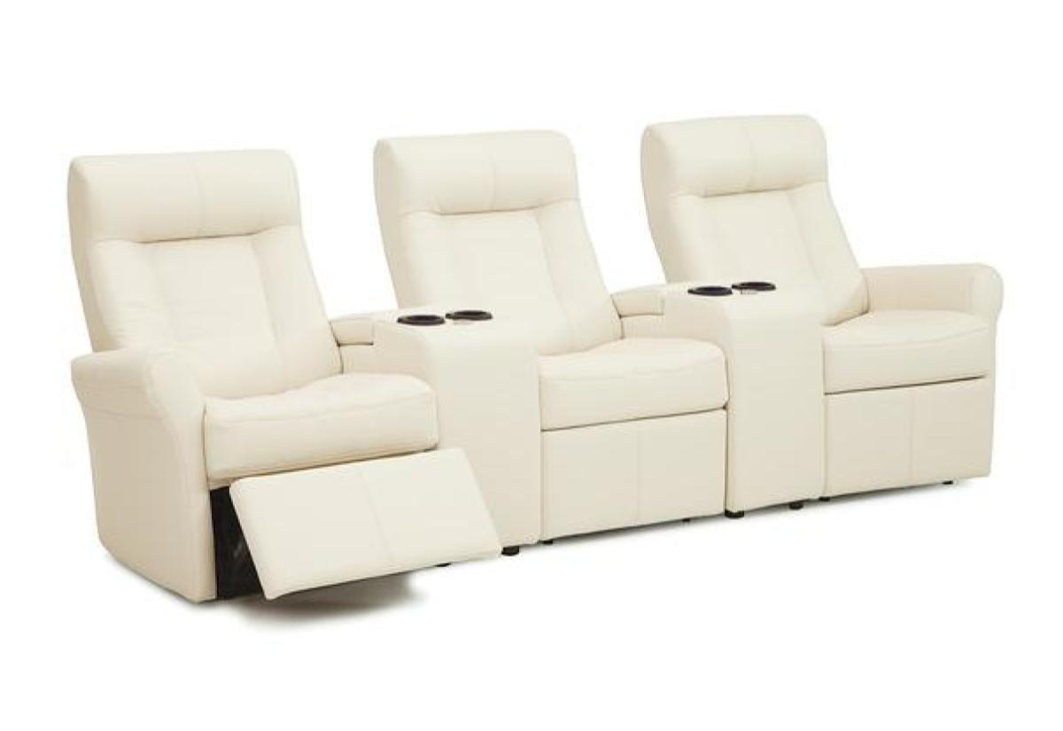 Yellowstone Reclining Theater Sofa (Palliser)