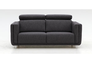Paris Loveseat Sleeper - Queen Size (Luonto)