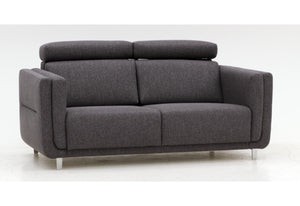 Paris Loveseat Sleeper - Full Size (Luonto)