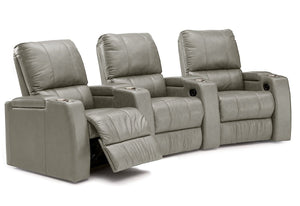 Playback Reclining Theater Seating Sofa (Palliser)