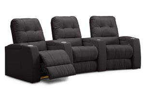 Record Reclining Theater Seating Sofa (Palliser)