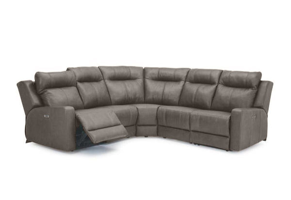 Redwood Power Reclining Sectional Sofa Palliser