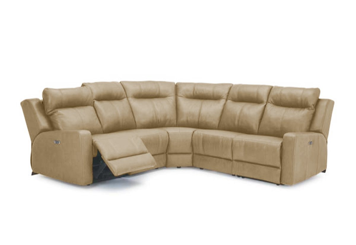 Redwood Power Reclining Sectional Sofa (Palliser)