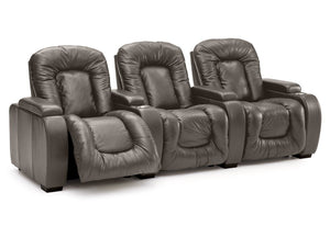 Rhumba Reclining Theater Seating Sofa (Palliser)