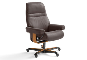 Sunrise Office Desk Chair (Stressless by Ekornes)