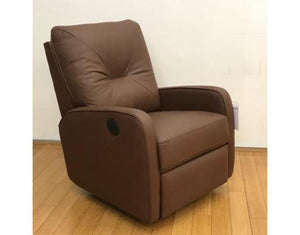 Theo Power Rocker Recliner (Palliser) Mystic Match / Amber