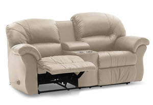 Tracer Reclining Loveseat W/ Console (Palliser)