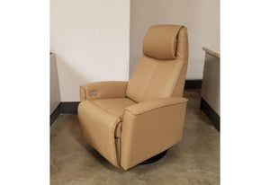 Urban Large Power Recliner Chair (Fjords) Latte