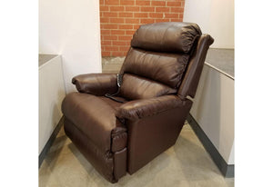 Ulstein Recliner Chair (Fjords) Power Swing Relaxer Large Floor Model