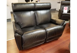 Beckett Power Reclining Loveseat (La-Z-Boy) Floor Model