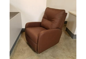 Theo Power Rocker Recliner (Palliser) Mystic Match / Amber Floor Model