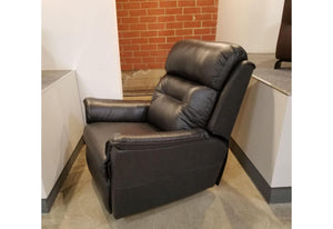 Linden Recliner Power Rocker (Palliser) Classic / Anthracite Floor Model