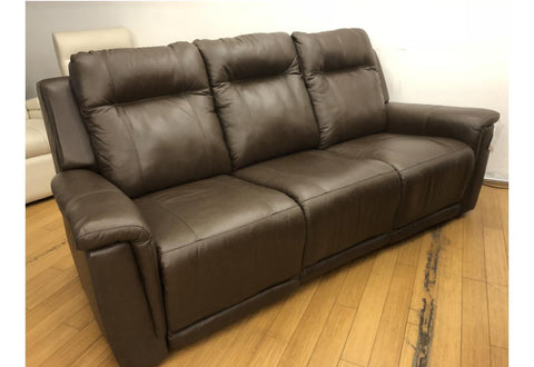Riley Power Reclining Sofa (Palliser) Floor Model