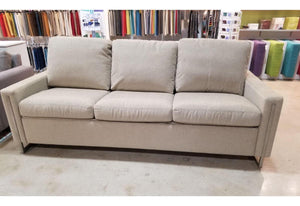 Sulley Gel Mattress King Sleeper Sofa (American Leather) Floor Model
