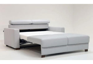 West Loveseat Sleeper - Queen Size (Luonto)