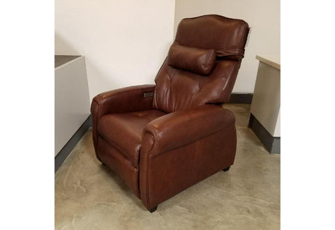 ZG6 Zero Gravity Recliner (Palliser) Carnival/Tavern Leather