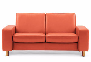 Pause Loveseat - Low Back Recliner (Stressless by Ekornes)