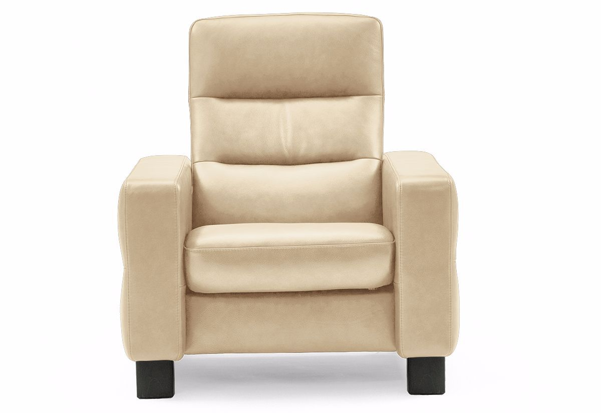 Delicieux ... Wave Chair   High Back Recliner (Stressless By Ekornes) ...