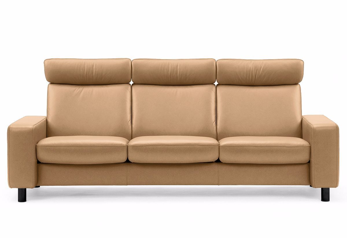 Pause Sofa   High Back Recliner (Stressless By Ekornes) ...